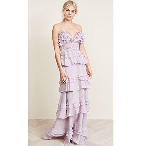 Shopbop True Decadence Dress Lilac
